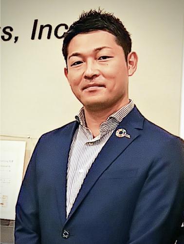 ビジネスコンサルタント梅木優作氏